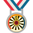 zilvere medaille